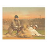 TOP Classic Baseball Postcard