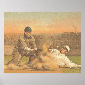 TOP Classic Baseball Poster