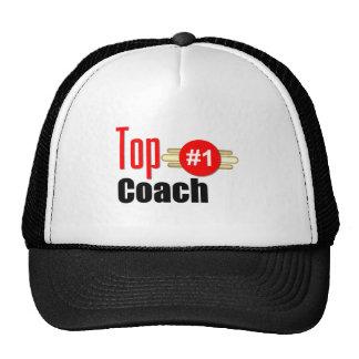 Top Coach Trucker Hat