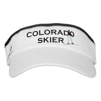 TOP Colorado Skier Visor