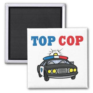 Top Cop Magnet