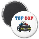 Top Cop Refrigerator Magnets