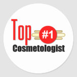 Top Cosmetologist Stickers