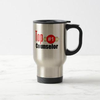 Top Counselor 15 Oz Stainless Steel Travel Mug