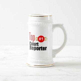 Top Court Reporter Mug