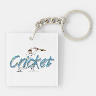 TOP Cricket Keychain
