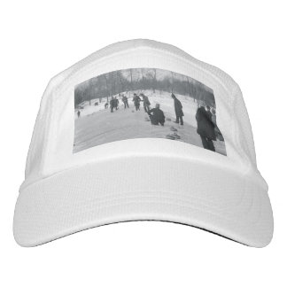 TOP Curling Old School Headsweats Hat