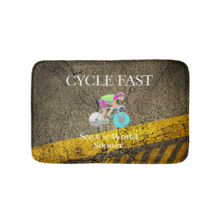 TOP Cycle Fast Bath Mat
