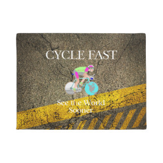 TOP Cycle Fast Doormat