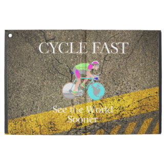 "TOP Cycle Fast iPad Pro 12.9"" Case"