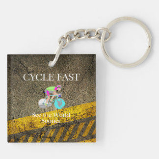 TOP Cycle Fast Keychain