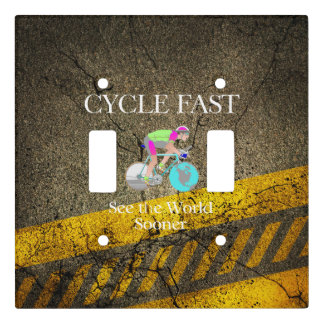 TOP Cycle Fast Light Switch Cover
