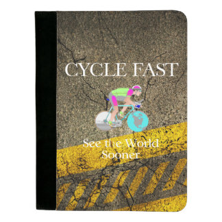 TOP Cycle Fast Padfolio
