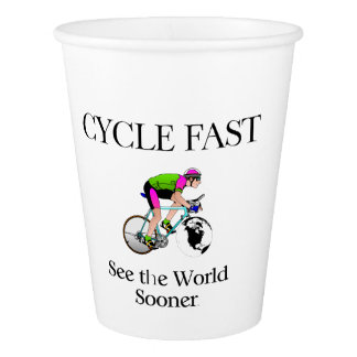 TOP Cycle Fast Paper Cup
