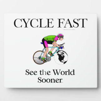 TOP Cycle Fast Plaque