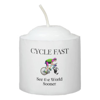 TOP Cycle Fast Votive Candle