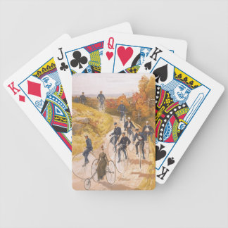 TOP Cycling Bicycle Playing Cards