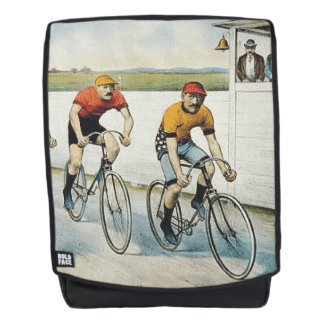 TOP Cycling Old School Backpack