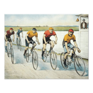 TOP Cycling Old School Card