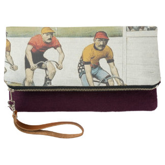 TOP Cycling Old School Clutch