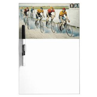 TOP Cycling Old School Dry Erase Board