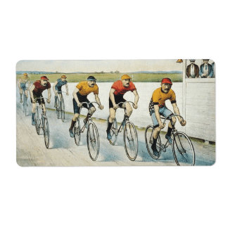 TOP Cycling Old School Label