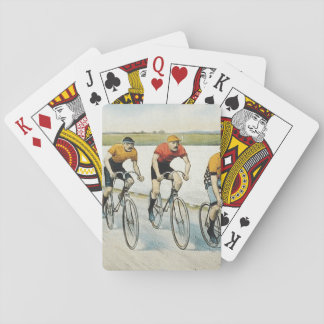 TOP Cycling Old School Playing Cards