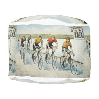 TOP Cycling Old School Pouf