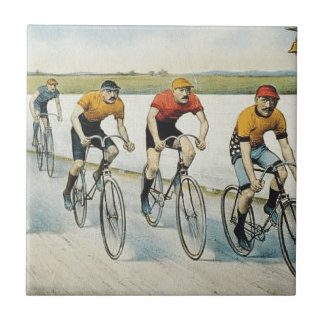 TOP Cycling Old School Tile