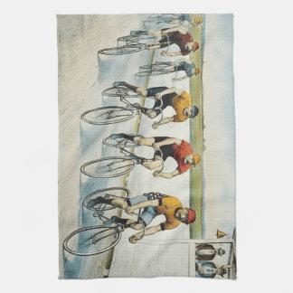 TOP Cycling Old School Towel