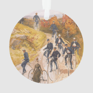 TOP Cycling Ornament