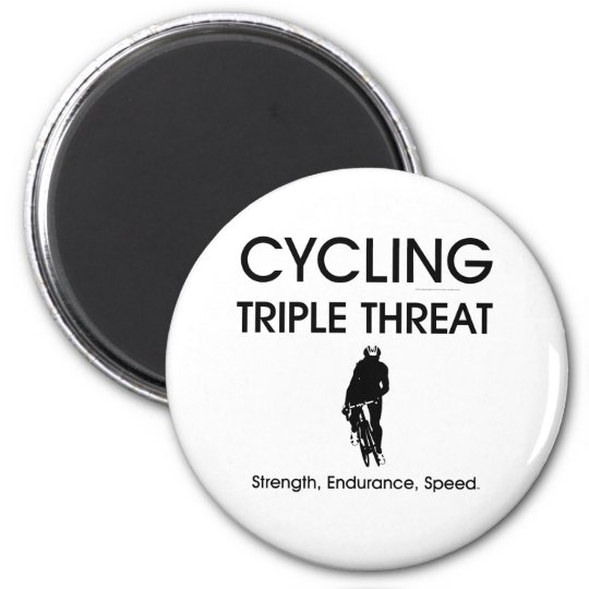 TOP Cycling Triple Threat Magnet