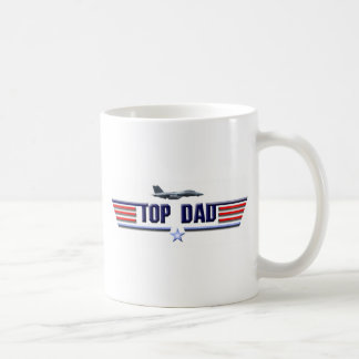 Top Dad Logo Coffee Mug