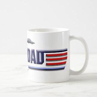 Top Dad Logo Coffee Mugs