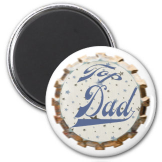 Top Dad Magnet