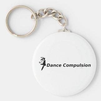 TOP Dance Compulsion Keychain