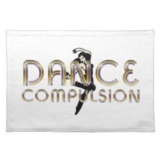 TOP Dance Compulsion Placemat