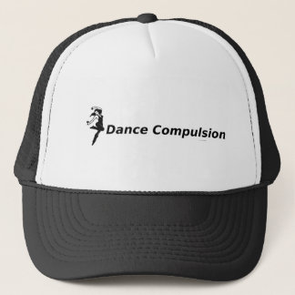 TOP Dance Compulsion Trucker Hat