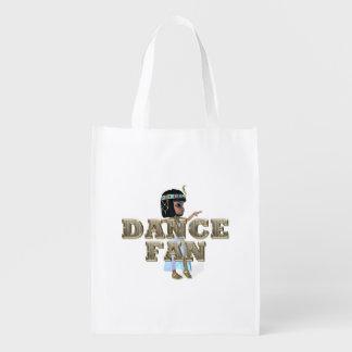 TOP Dance Fan Market Totes