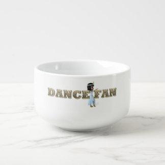 TOP Dance Fan Soup Mug