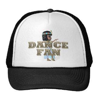 TOP Dance Fan Trucker Hat