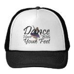 TOP Dance Fun Mesh Hats