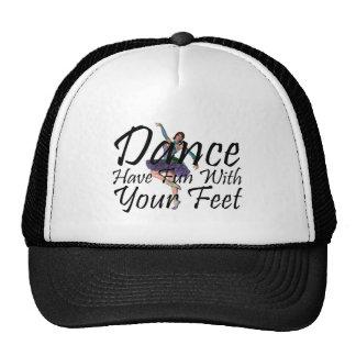 TOP Dance Fun Trucker Hat
