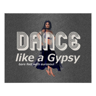 TOP Dance Gypsy Posters
