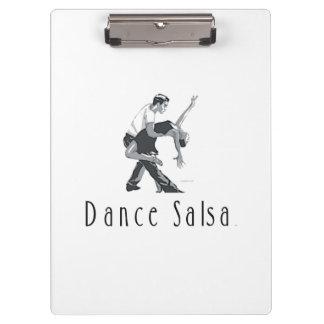 TOP Dance Salsa Clipboard