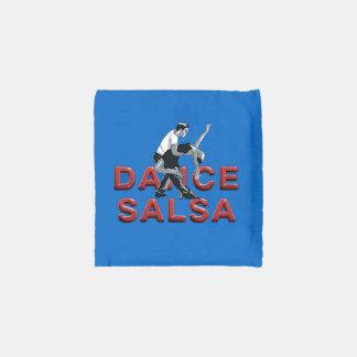 TOP Dance Salsa Reusable Bag