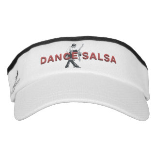 TOP Dance Salsa Visor