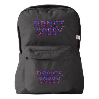 TOP Dance Sassy Backpack