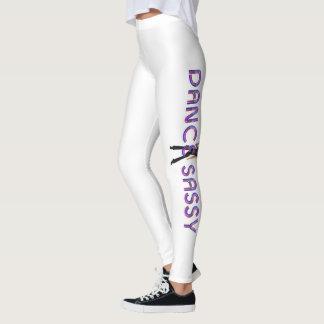 TOP Dance Sassy Leggings