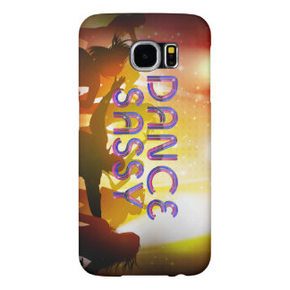 TOP Dance Sassy Samsung Galaxy S6 Case